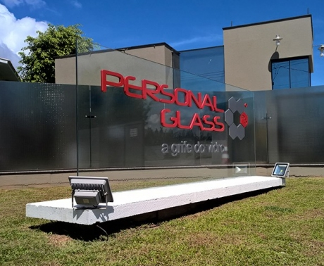 Sobre a Personal Glass 1