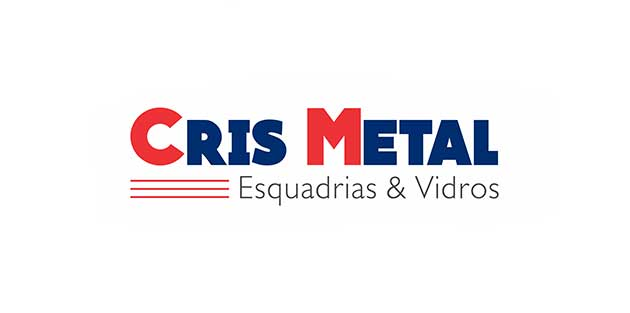 Logo Cris Metal - Esquadrias e Vidros