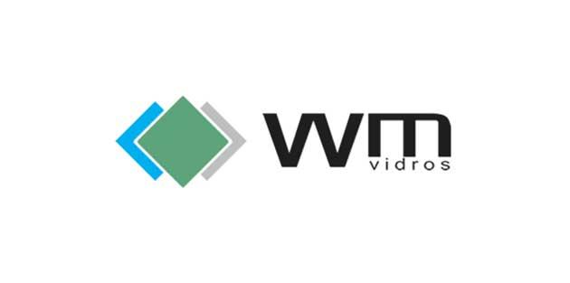 Logo WM Vidros Palhoça